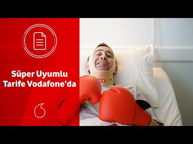Türkiye'de bir ilk! Süper Uyumlu Tarife Vodafone'da