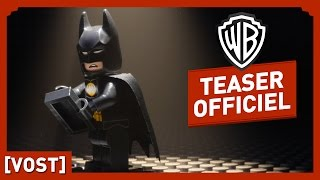 Trailer of La Grande Aventure LEGO (2014)