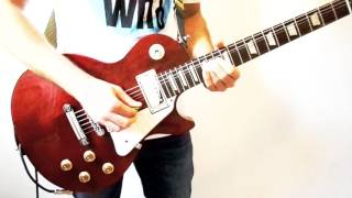 John Mayall & Bluesbreakers - Little Girl guitar solo (cover by The Two) (HD)