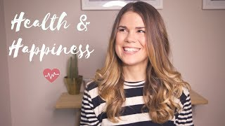 How To Maintain A Truly Healthy & Happy Lifestyle | Madeleine Shaw