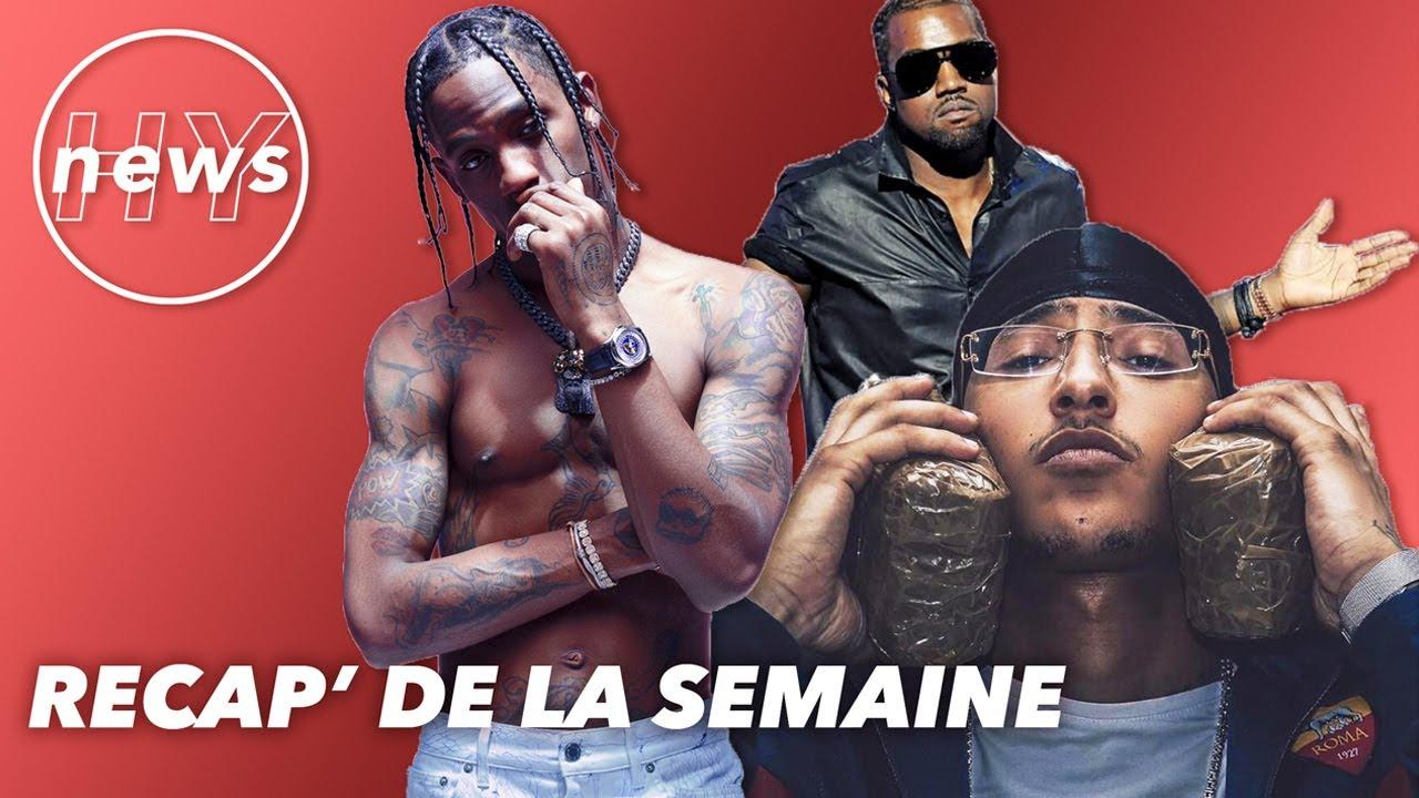 Kanye West, Freeze Corleone, Travis Scott, la PS5  - HYNEWS Récap de la Semaine