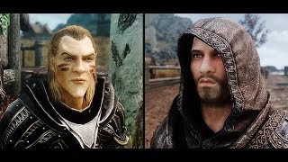 Biggest Immersion Mod Ever? Skyrim Mod - The People of Skyrim Complete