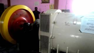 GRK GREEN POWER (P)LTD DEMO VIDEO(HYDRAULIC GENERATOR)