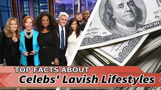 Unbelievable And Lavish Spending by Hollywood Celebrities