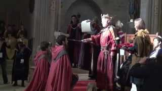 Leyenda de Sant Jordi en Montblanc