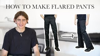 Perfect Fall Pants (Simple DIY)
