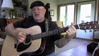 886 - Cecilia - acoustic cover of Simon and Garfunkel by George Possley