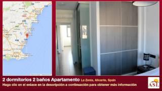 preview picture of video '2 dormitorios 2 baños Apartamento se Alquila en La Zenia, Alicante, Spain'