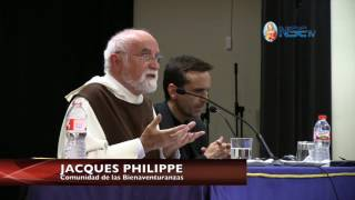 CONFERENCIA de JACQUES PHILIPPE