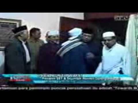 Presiden SBY Layat Habib Munzir   VIVAnews