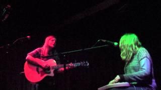 Jordin Baas (w/ Amanda Jo Langley) - Willpower - Cranky Pat's, Neenah 11-28-2014