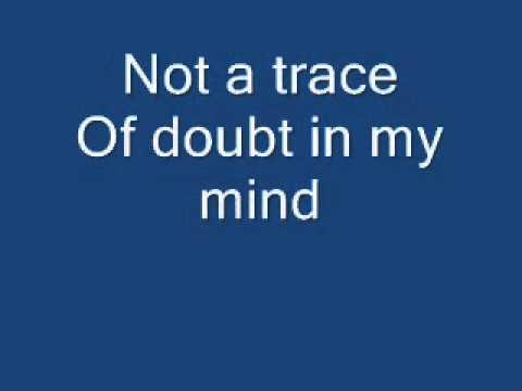 I'm a Believer Lyrics - Smash Mouth