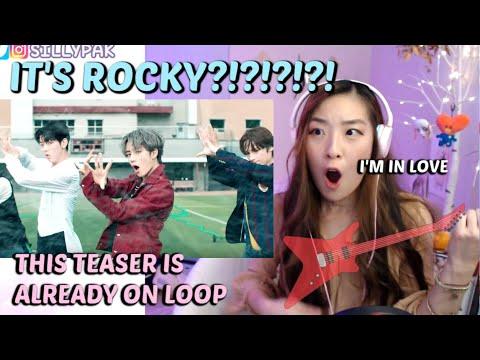 TXT Run Away Official MV Teaser 2 REACTION 9와 4분의 3 승강장에서 너를 기다려 - 투모로우바이투게더