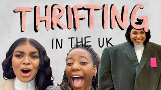 COME THRIFTING WITH ME | Charity Shopping in the UK!