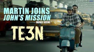 Martin Joins John's Mission | Te3n | Movie Scene | Amitabh Bachchan, Nawazuddin Siddiqui | Ribhu D