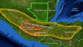 Guatemala - Geography