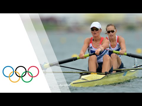 Final - Women's Pair Rowing Replay -- London 2012 Olympics