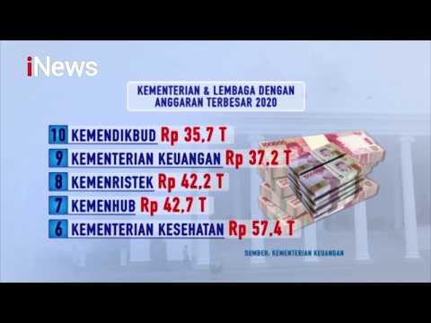 FANTASTIS! Anggaran Kemenhan Rp127 triliun Siap Dikelola Prabowo Subianto - iNews Prime 23/10