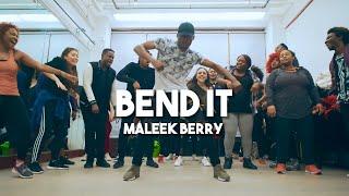Maleek Berry   Bend It | Meka Oku & NK Choreography