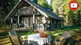 Finland Holidays: Lakeside holiday cottages and log cabins