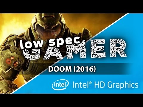 does anyone play this game on Intel graphics? :: DOOM