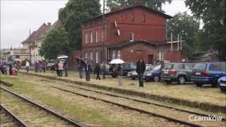 preview picture of video 'DREZYNIARZ - pociągiem do Czarnkowa 25.05.2013'