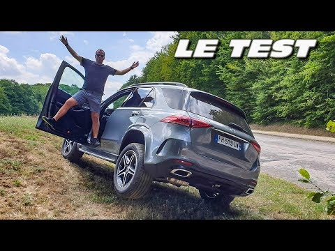 Mercedes-benz GLE - GLE 400 d 330ch AMG Line 4Matic 9G-Tronic