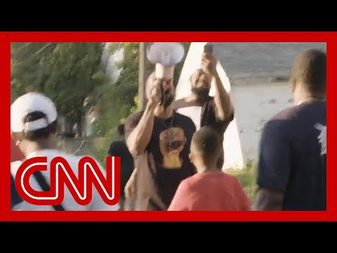 Residents rise up to end gang violence in Detroit