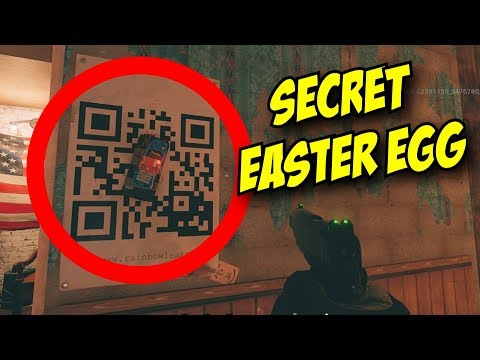 Rainbow Six Siege Zombie Mode Secret Easter Egg Operation White Noise Possible Zombies