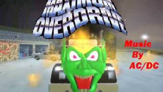 Maximum Overdrive-Shake Your Foundations