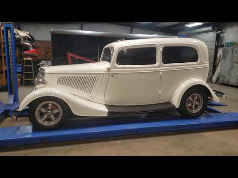 1934 Ford Willie Moore Streetrodding