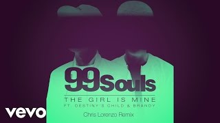 The Girl Is Mine (featuring Destiny's Child & Brandy) (Chris Lorenzo Remix) [Official A...