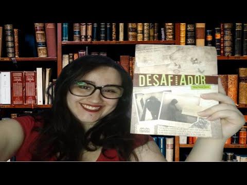 Apresentação do Livro: DESAFIADOR de Celso Possas Jr