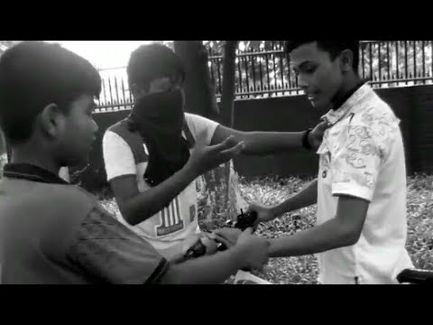 Real friend /short film♥♥♥♥/Rich and poor boy♪♪♪♪♪♪/The boys are friend/very nice video/please  see★