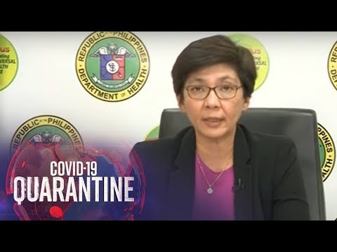 [ABS-CBN]  Philippines logs 8,488 coronavirus infections 3 months since 1st case (30 April 2020)