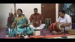 Brindha Manickavasakan: Adigi sukhamu - Madhyamavathi - Thyagaraja