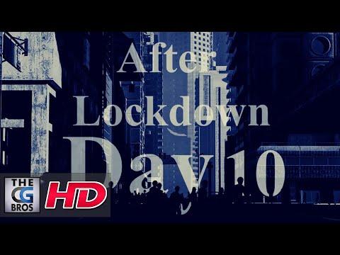 "CGI 3D Animated Short: ""After Lockdown"" – by Nicolas Diolez | TheCGBros"