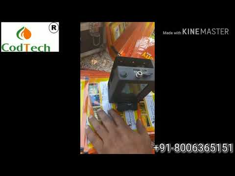 CodTech Handheld Inkjet Printer