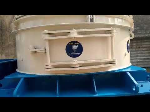 GC-VSI-200 Vertical Shaft Impactor