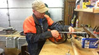 How to Install Bar & Chain on and Start your New Husqvarna Chainsaw