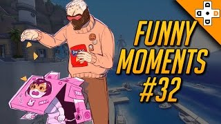 Overwatch Funny Moments #32 - Where is Soldier 76