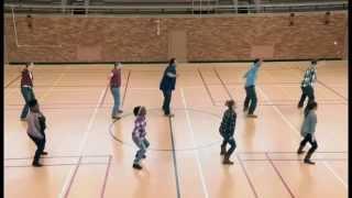 KSS 2220 Watermelon Crawl Line dance
