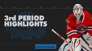 Wolves vs. IceHogs | Apr. 7, 2021