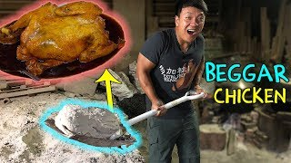 BEST Nasi Lemak & BEGGAR Chicken Cooked in MUD! - Video Youtube