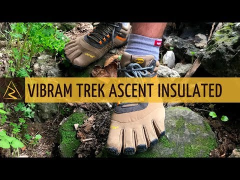 Vibram FiveFingers Trek Ascent Insulated Review (Minimalist Shoes)