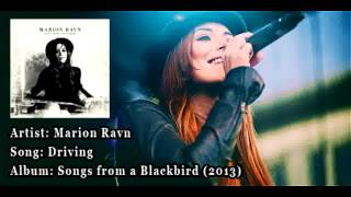 Marion Ravn - Driving (Raven) (songs from a blackbird)