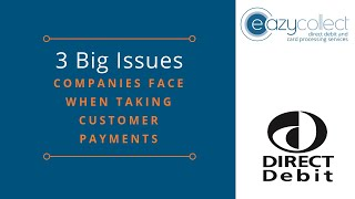 3 Big Customer Payment Problems Businesses Face