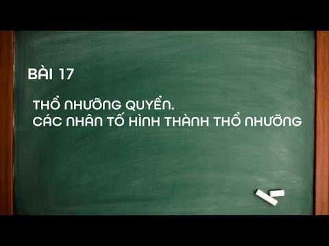 Bài 17 ( Sưu tầm)