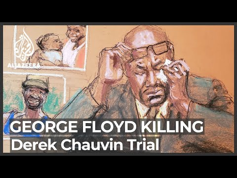 Derek Chauvin trial: George Floyd's brother gives moving testimony