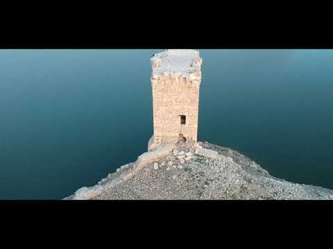 Torre de Floripes, Puentes, y demás infraestructuras al descubierto en el Tajo.